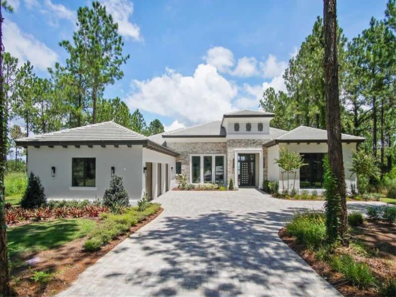 Nova Casa de Luxo em Bella Collina - Montverde - $2,150,000