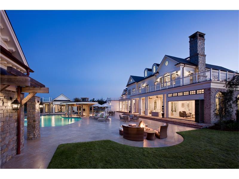 Fazenda de Luxo com área para cavalos em Mills Cove - $3,875,000