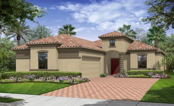 Champions Gate - Country Club - Bungalow - Nova Casa - Orlando $270,990