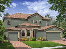 Champions Gate - Country Club - Liberation - Nova Casa - Orlando $358,990