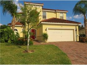 Casarão com piscina em Davenport - Orlando - Florida $310,000