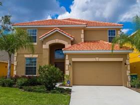Casarão com piscina e hidro em Kissimmee - Orlando $400,000