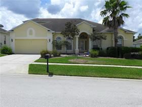 Casarão com piscina e área de lazer em Davenport - Orlando $399,000