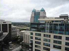 Apartamento 23º andar - Downtown - Orlando $219,995