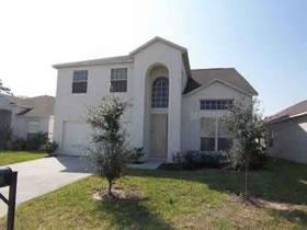 Casa com Piscina toda mobiliada em Davenport - Orlando $269,950