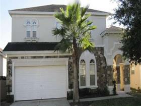 Casarão com 5 quartos mobiliado e piscina em Davenport - Orlando $259,000