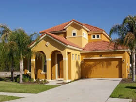 Casarão estiloso com piscina em Davenport - Orlando $329,000