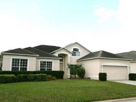 Casarão com 5 quartos e piscina pertinho dos parques - Davenport - Orlando $239,900