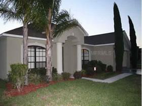 Casa com 4 quartos e piscina em Davenport - Orlando $235,000
