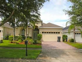 Casa com Piscina Perto dos Parques da Disney - Davenport - Orlando $279,000