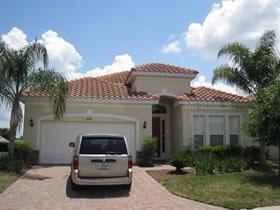 Casarão com 5 quartos e Piscina em Davenport - Orlando $269,100