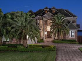 Mansão no Millionaires Row em Orlando $2,995,000