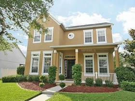 Casa de 5 quartos em Windermere - Orlando $349,000