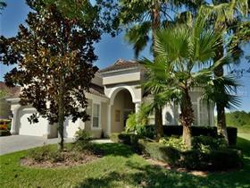 Casa de luxo em Davenport - Orlando - Flórida $545,000