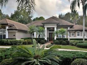 Casar�o De Luxo em Windermere Orlando $600,000