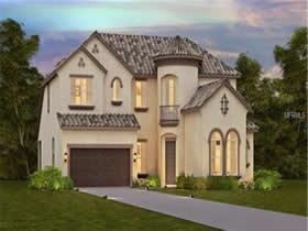 Casa Nova - 1º locação em Windermere - Orlando $560,674