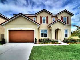 Casa Grande de 5 quartos em Davenport - Orlando $348,950