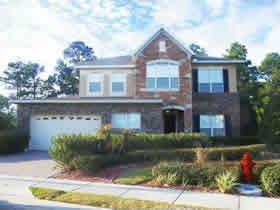 Casa de Luxo Pertinho da Disney em Davenport - Orlando $450,000