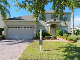 Casarão de 5 quartos com Piscina em Davenport - Orlando $445,000