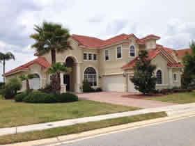 Mansão em Condominio fechado em Davenport - Orlando $390,000