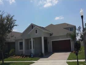 Casarão de 5 quartos com sala de cinema dentro casa em Windermere - Orlando $459,900
