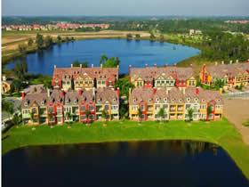 Townhouse De Luxo com 5 quartos em Davenport - Orlando $239,900