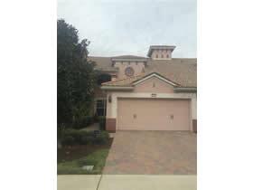 Townhouse de 3 quartos em Condominio Chique - Champions Gate - Davenport - Orlando $225,000