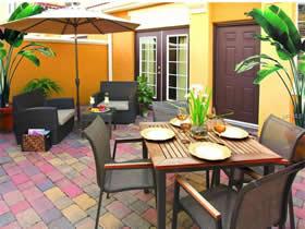 Townhouse de 3 quartos em condominio fechado - Orlando $151,900