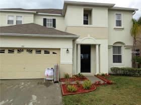 Casa de 4 quartos com Piscina em Davenport - Orlando $219,990