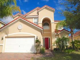 Casar�o de 5 quartos com piscina perto da Disney em Davenport - Orlando $299,000