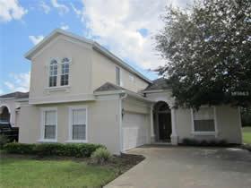 Casa de 4 quartos com piscina pronta para alugar ou morar em Davenport - Orlando $259,000
