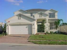 Casarão de Luxo para morar, férias ou aluguel em Davenport - Orlando $278,000