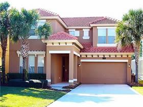 Casa Mobiliada com Piscina pronta para morar ou alugar em Davenport - Orlando $299,990