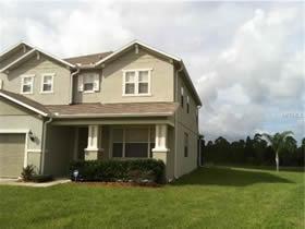 Casa mobiliada com piscina perto da Disney em Davenport - Orlando $249,950