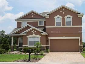 Casa de Luxo com Piscina no melhor Bairro em Davenport - Orlando $329,000