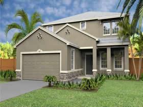 Casa Nova com Piscina em Condominio Resort - Orlando $399,990