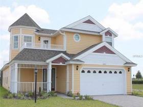Casa com piscina em Condominio Resort - Davenport - Orlando $399,990