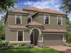 Mansão Nova com Piscina em Condominio Resort Champions Gate - Orlando $500,590