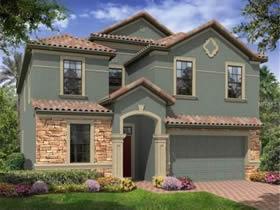 Casar�o De Luxo com piscina em Condominio Champions Gate - Orlando $534,540
