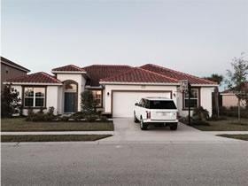 Casarão Mobiliado com piscina em Condominio Solterra Resort - Orlando $537,000