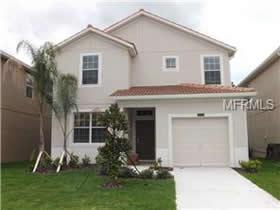 Casar�o com piscina em Paradise Palms Resort Condominio - Kissimmee - Orlando $413,990