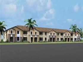 Casa nova de 4 quartos com piscina particular em condominio - Kissimmee - Orlando $302,700