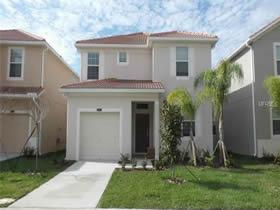 Casa Nova para Aluguel Temporário - 5 dormitórios - Paradise Palms Resort Condominio $387,390