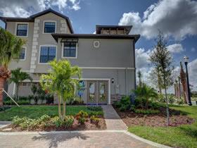 Tounhouse Novo de 5 quartos no Melhor Resort Condominio de Orlando - Champions Gate - Casa Nova $387,240