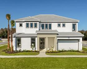 Nova Casa de Luxo e Férias com 7 quartos em Sonoma Resort Orlando - Tipo Castiloga - $494,000