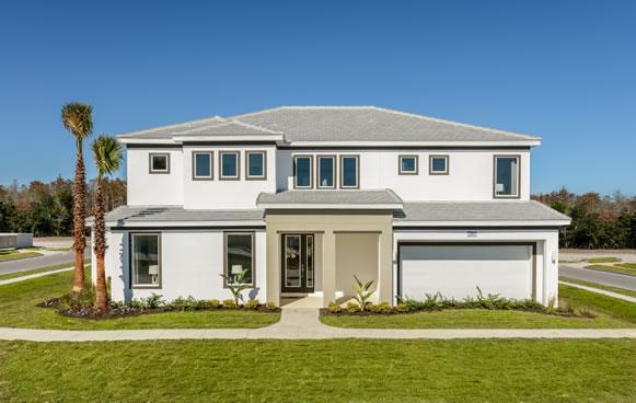 Nova Casa de Luxo e F�rias com 7 quartos em Sonoma Resort Orlando - Tipo Castiloga - $494,000