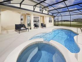 Nova Casa de Luxo e Férias com 5 quartos em Sonoma Resort Orlando - Tipo Mendocino - $425,000