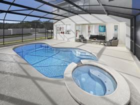 Nova Casa de Luxo e Férias com 6 quartos em Sonoma Resort Orlando - Tipo Monterey $555,000