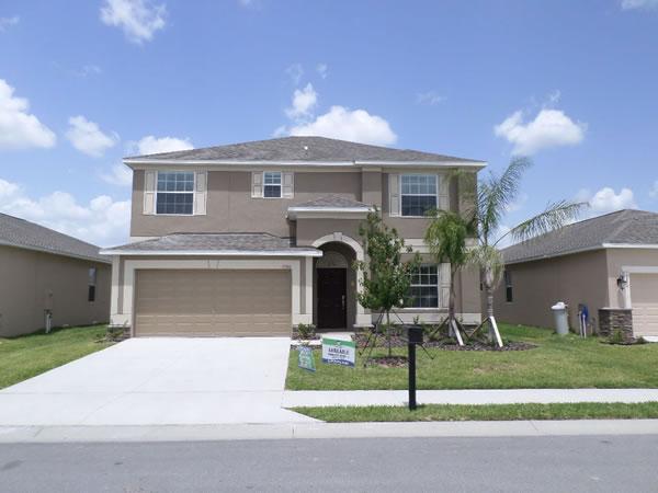 Casa Nova em Condominio Nobre - Providence Golf Club - Davenport - Orlando $252,000