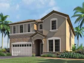 Casa de F�rias em Resort Condominio - Windsor at Westside - Orlando - 9 quartos / 6 banheiros $476,990